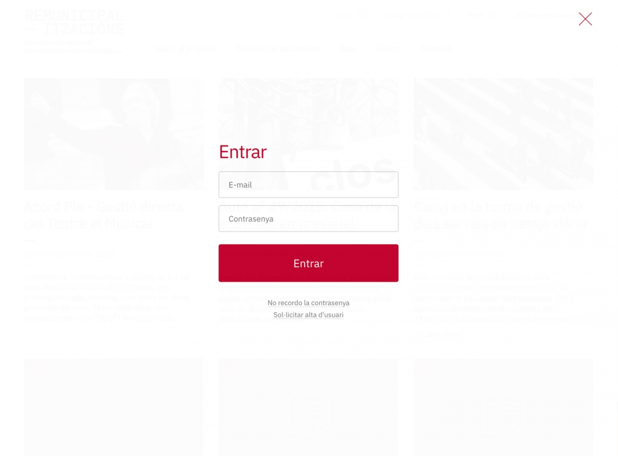 Remunicipal—itzacions.com screenshot