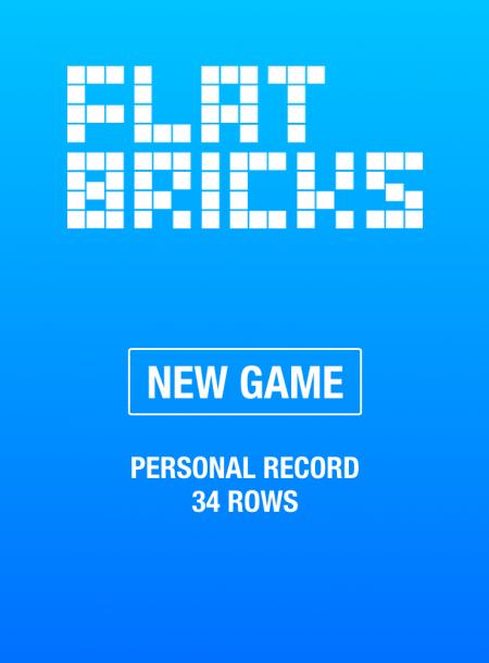 Flat Bricks screenshot